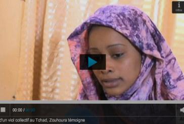 Victime d'un viol collectif au Tchad, Zouhoura témoig