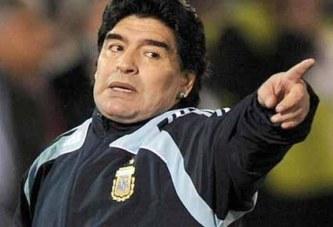 """FIFA, Maradona : """"Infantino est un traitre"""""""