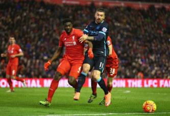 Kolo Touré entre dans l'histoire de la première League