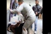 Maroc: Un an de prison pour l'homme qui avait battu sa femme en pleine rue