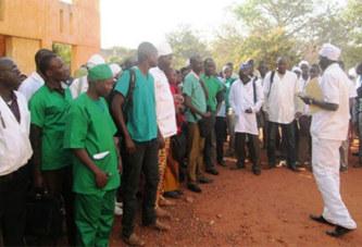 Fada : Les agents de santé vont en grève les 22 et 23 mars