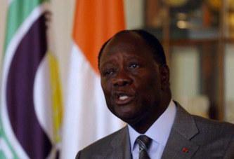 Côte d'Ivoire : face à la grogne sociale, Ouattara en rogne contre ses ministres