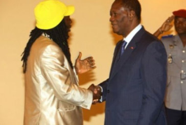 Réconciliation et retour de Gbagbo et des exilés: Ouattara dit Non à Alpha Blondy