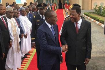 Bénin: Patrice Talon  investi président