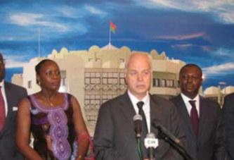 Burkina: Le président Kaboré demande au groupe Orange des services de qualité