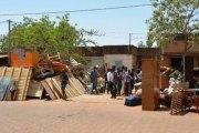 Quartier Bilbalogo de Ouagadougou : la famille Yanogo réclame un dédommagement de l'Etat, après le passage des pandores  21 avril