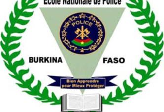 Burkina Faso : Ouverture de concours professionnels de la police nationale