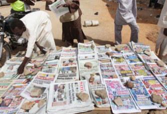 Classement de la liberté de la presse 2018 : le Burkina progresse d'une place et est classé 41e