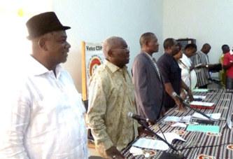 57 ème session ordinaire du Bureau politique national du CDP: Mention spéciale pour Blaise Compaoré