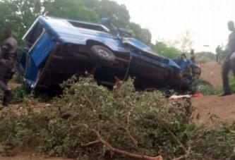 Burkina Faso: Encore 6 morts dans un accident de la circulation sur la route de Pô