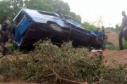 Burkina Faso: Encore 6 morts dans un accident de la circulation sur la route de Pô