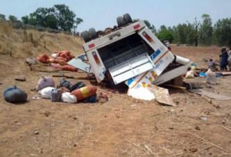 Burkina Faso: Quatre morts et une quarantaine de blessés dans un accident de car
