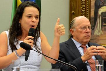 Janaina Paschoal, l'avocate à l'origine de la destitution de Dilma Rousseff