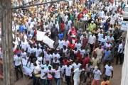 Mali: Marche de l'opposition à Bamako contre