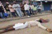 Insécurité-Yopougon : Ils jettent le corps d'un garçon de leur voiture et continuent leur chemin