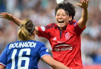 Football: Les Lyonnaises championnes d'Europe