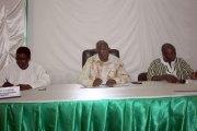 Conseil d'administration du Ministère de l'Agriculture et des Aménagements hydrauliques:  Faire de l'Agriculture un secteur pourvoyeur d'emplois