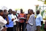 PSUT: des bénéficiaires manifestent pour exiger le décaissement des financements