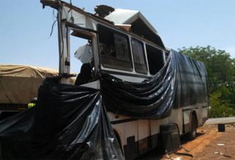 Burkina : au moins 24 morts dans un accident de la route entre Ouagadougou et Bobo-Dioulasso, plus d'une vingtaine dans un état critique
