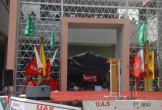 1er-Mai: les syndicats réclament une hausse des salaires de 25% et le jugement des pilleurs de l'insurrection populaire