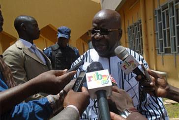 Burkina Faso: Simon Compaoré durcit le ton face aux Koglweogo