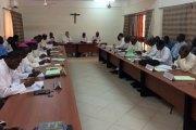 Dernière assemblée générale ordinaire de l'année pastorale des évêques du Burkina/Niger