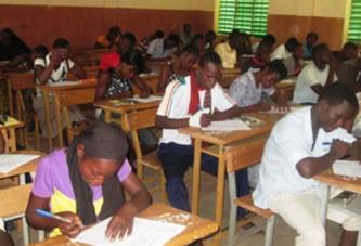 Burkina: le déroulement du baccalauréat pourrait être compromis par une grève d'enseignants