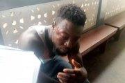 (Photos) Ghana: Des Ivoiriens, togolais et burkinabés battus à sang pour avoir voulu s'inscrire frauduleusement sur la liste électorale