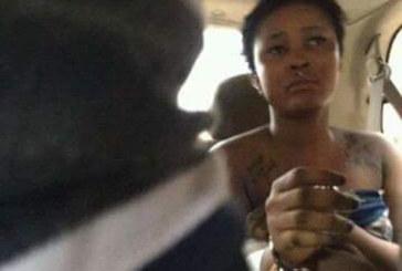 Une jeune fille qui faisait du chantage aux hommes sur Facebook mise aux arrêts