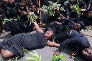 Les funérailles en Afrique