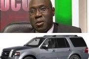 Djibril Kanazoé aurait offert un véhicule d'une valeur de 50 millions de FCFA au président ghanéen