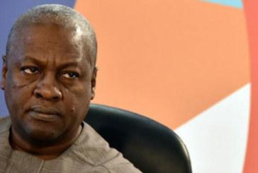 Le président Mahama accusé de corruption par l'opposition