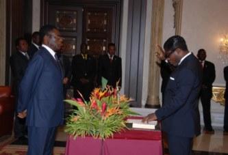 Guinée Équatoriale: Le président Teodoro Obiang nomme son fils vice-président du pays