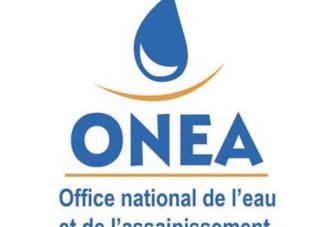 Appel de l'ONEA : vols de pièces métalliques sur le réseau ONEA