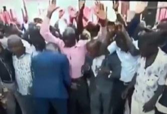 Ghana: Un pasteur pose la main sur les parties intimes de ses fidèles, pour qu'ils aient…