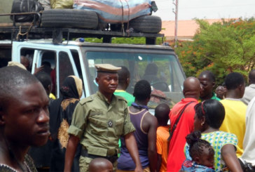 Ouaga /incivisme: Il refuse de se faire contrôler par la police et prend la fuite