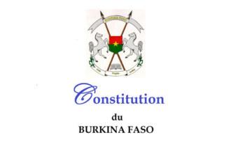 La révision constitutionnelle en question: politiquement ou politicardisement?
