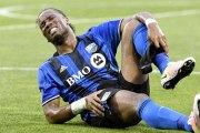 Impact Montréal: Didier Drogba est blessé