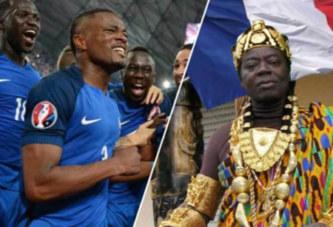 Hadj Mamba Junior, le marabout de l'équipe de France: fait des graves révélations