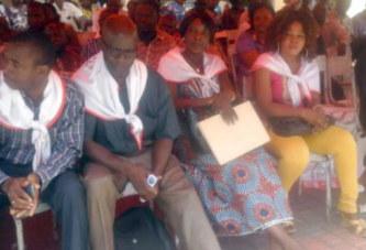Impôt et domaine: les agents en sit-in dénoncent le «dilatoire» des autorités