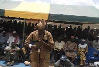 Assemblée générale des koglwéogo de Kokologho: Les sévices corporels seront maintenus