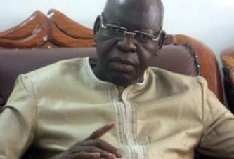 Salifou Diallo: «Il faut rompre définitivement avec l'impunité»