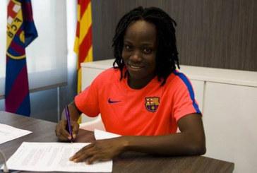 Côte d'Ivoire/ Foot féminin: Une ivoirienne signe au Barça !
