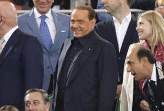 ACMilan: les adieux de Silvio Berlusconi
