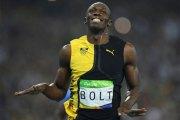 Vidéo: Usain Bolt sacré champion… Regardez