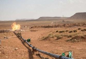 Importante découverte de gaz à l'est du Maroc