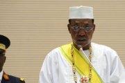 Tchad : Idriss Déby Itno prête serment pour un cinquième mandat devant plusieurs chefs d'État africains