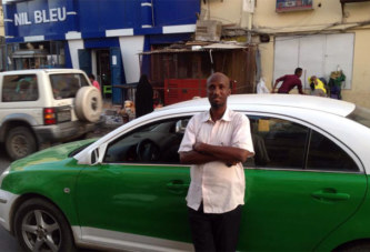 Djibouti : Youssouf Chideh Ahmed, d'enseignant à taximan !