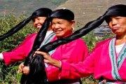 Connaissez-vous les Yao, ces femmes qui ont jusqu'à 2 mètres de chevelure ? (photos)