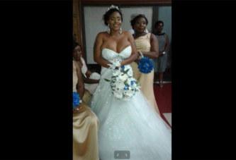 Nigeria: La mariée qui enflamme le web